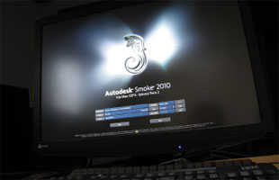 Autodesk Smoke for Mac OS X